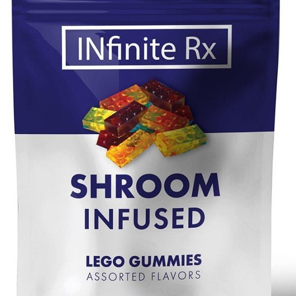 Buy INfinite Rx Lego Magic Mushroom Gummies From Our Online Store Today At The Best Price. We Ship Our Top Quality Products Worldwide Safely
